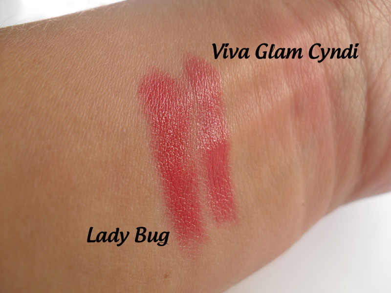 mac3 Batons Mac: Lady Bug e Viva Glam Cyndi