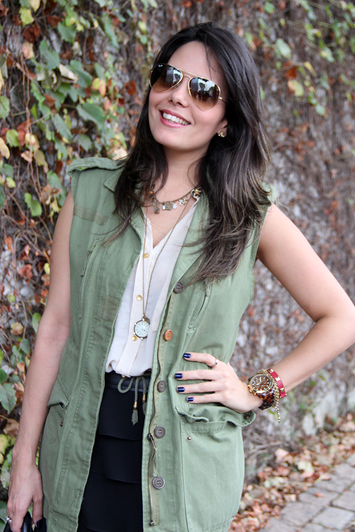 look colete parka claudinha stoco 6 Look: Parka!