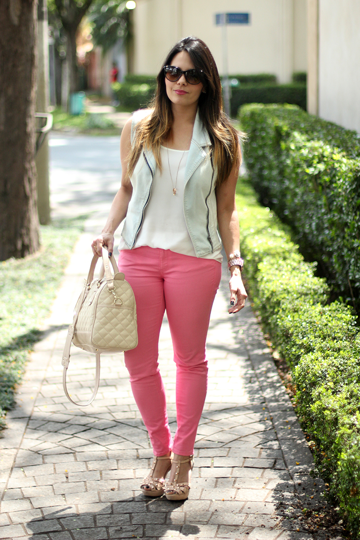 look-calça-pink-colete-jeans-claudinha-stoco-1